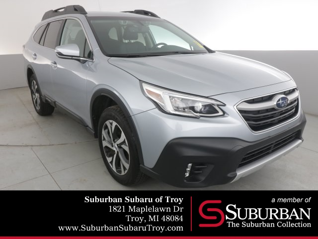 Pre-Owned 2020 Subaru Outback Limited