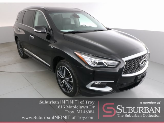 Pre-Owned 2016 INFINITI QX60 Deluxe Technology