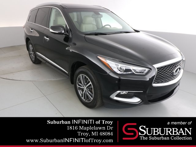 Certified Pre-Owned 2016 INFINITI QX60 Premium Plus Nav and Theater