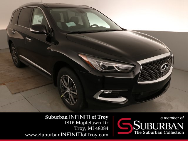 New 2019 INFINITI QX60 PURE