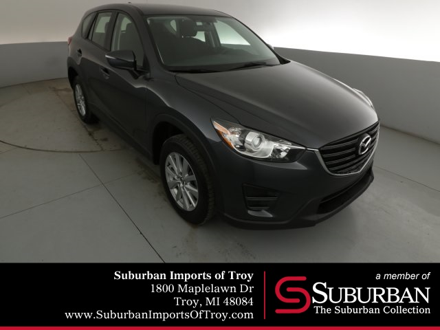 Pre Owned 2016 Mazda Cx 5 Sport 4d Sport Utility In Troy B11690