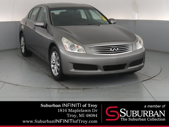 Pre-Owned 2007 INFINITI G35 X