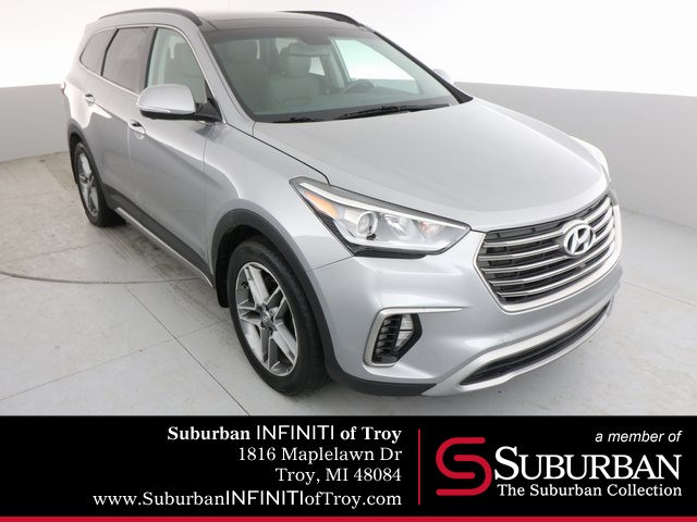 Pre-Owned 2018 Hyundai Santa Fe Limited Ultimate