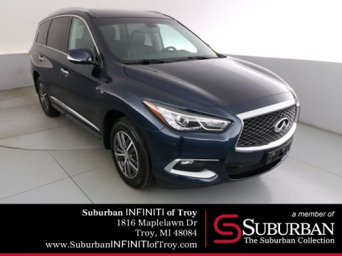 Certified Pre-Owned 2016 INFINITI QX60 Premium Plus NAV