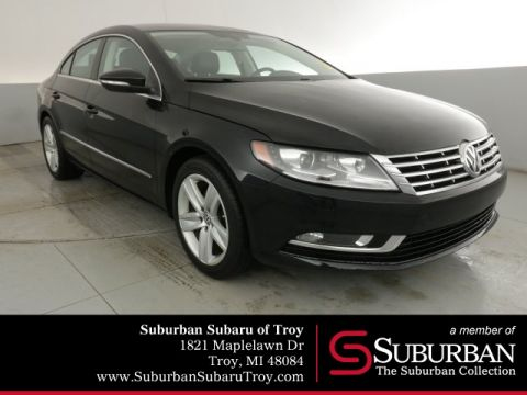 Pre-Owned 2016 Volkswagen CC 2.0T R-Line
